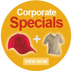 Corporate promotional item specials. Suppliers of corporate and promotional clothing as well as caps, pens, bags, keyrings, umbrellas etc.  Embroidered garments and headwear. Promotional gifts, corporate gifts. Computer gadgets. Kids clothing.  Work wear - branded safety wear, t-shirts, jackets, shirts, Hospitality clothing - chefs clothing, aprons. Barron Clothing.  Corporate gifts and clothing. T Shirt printing. Embroidery. Promotional clothing. branded ahead cape town, branded caps cape town, branded pens cape town, promotional items cape town, corporate uniforms cape town, branded kids clothes cape town, branded USB cape town, hotel clothing cape town, hotel clothing, hotel uniforms, kitchen uniforms, embroidered caps cape town, embroidered shirts cape town, embroidered logos, embroidered logos cape town, branded t-shirts cape town, branded keyrings cape town, branded keyrings, branded safety wear cape town