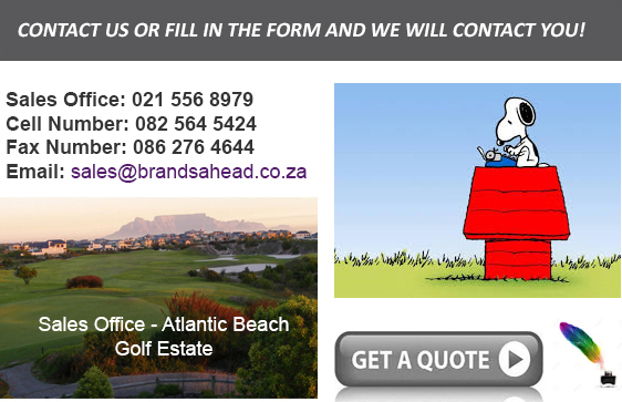 Contact BRANDS AHEAD for all your promotional corporate branded gifts and apparel in cape town south africa