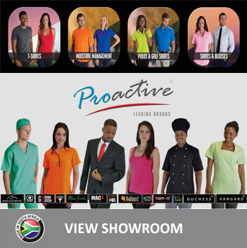 proactive branded clothing apparel made in south africa for order in cape town south africa by brands ahead