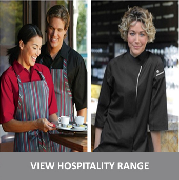 branded hospitality workwear clothing in cape town south africa
